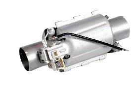 dishwasher flow heater